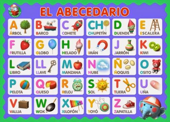 set-educativo-el-abecedario