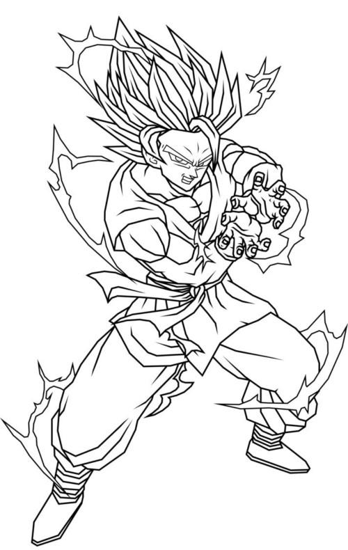 25 Imgenes de Dragon Ball Z fotos dibujos y personajes