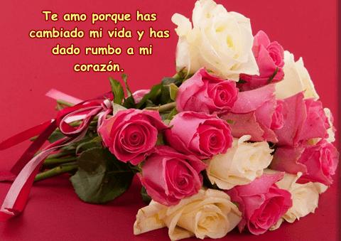 imagenes bonitas de flores con frases para facebook