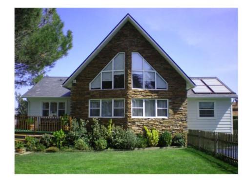 85 im genes de fachadas de casas lindas modernas y sencillas for Casas rectangulares