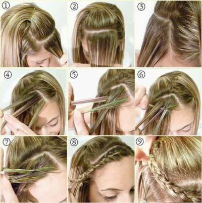 como hacer peinados faciles y rapidos de hacer peinados faciles paso