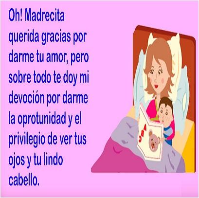 Gracias Madre Poemas imágenes, frases y poemas de amor, cariño y reconocimiento para