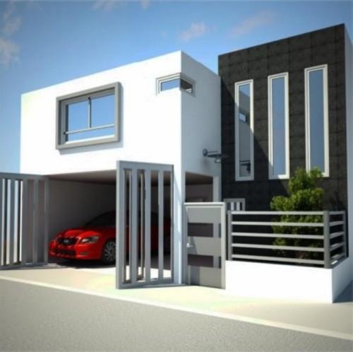 85 im genes de fachadas de casas lindas modernas y sencillas for Fachadas de oficinas modernas fotos