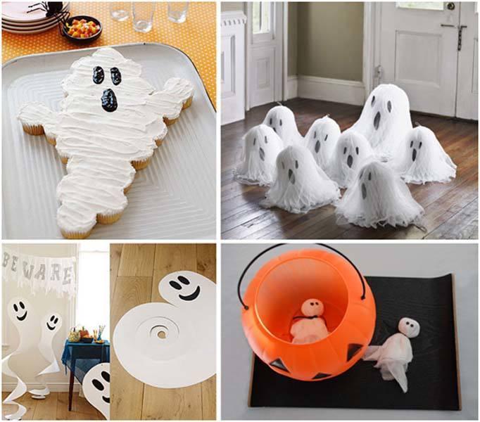 Im genes con ideas para decorar la casa en halloween - Ideas originales decoracion casa ...