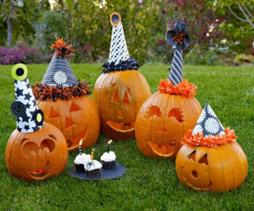 Im genes con ideas para decorar la casa en halloween - Decoracion halloween 2017 ...