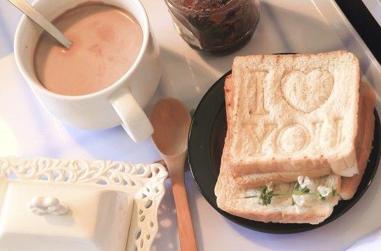 Im genes con ideas de desayunos para cumplea os y fechas especiales - Desayunos en casa ...