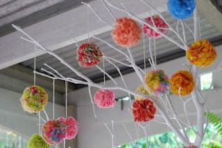 florespompones de lana3
