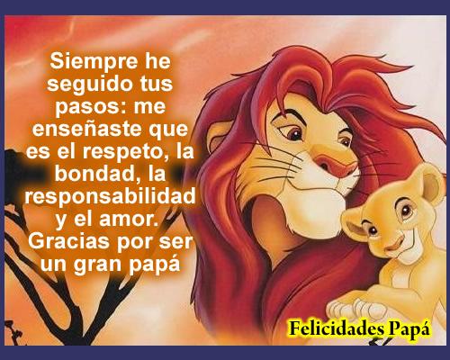 Imagenes Con Frases Y Mensajes Tiernos Para Papá Hermano Y