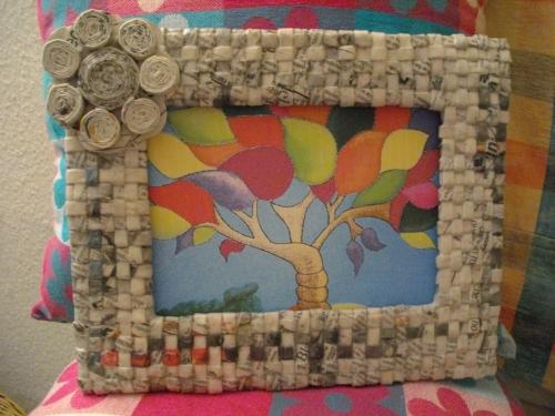 72 reciclados originales de objetos ideas de decoraci n con objetos en desuso - Objetos vintage para decorar ...