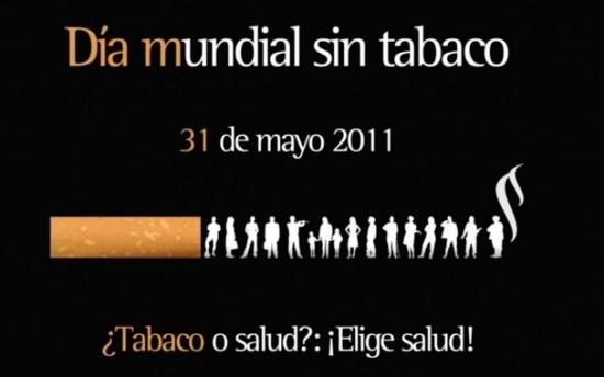 Carteles d a mundial sin tabaco im genes y reflexiones for Cuarto dia sin fumar