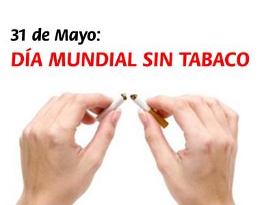 Carteles d a mundial sin tabaco im genes y reflexiones - Como eliminar el humo del tabaco en una habitacion ...