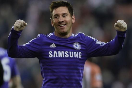 Messi-Chelsea