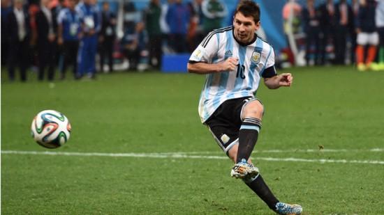 Messi WC Best