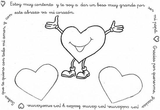 Imagenes Que Digan Te Amo Papa Para Colorear Te Quiero Papá Mamá