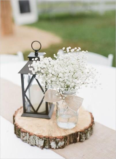 Centros-de-mesa-con-flores-velo-de-novia-para-Bodas-9