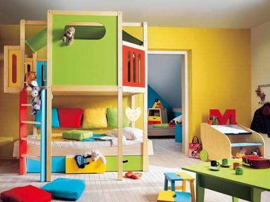 Ideas originales y divertidas para decorar cuartos ...