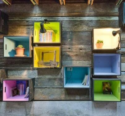 ideas creativas para decorar la casa reciclando