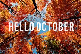 Imágenes Bonitas De Adiós Septiembre Bienvenido Octubre Para Imprimir