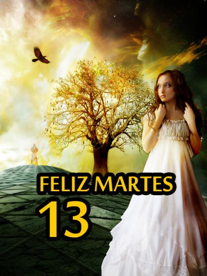 Martes13feliz