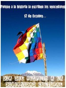 Tarjetas Mensajes Y Frases Para El 12 De Octubre Día Del