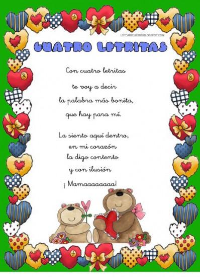 93 Imágenes Tarjetas Poemas Manualidades Y Mensajes Para El Día De La Madre