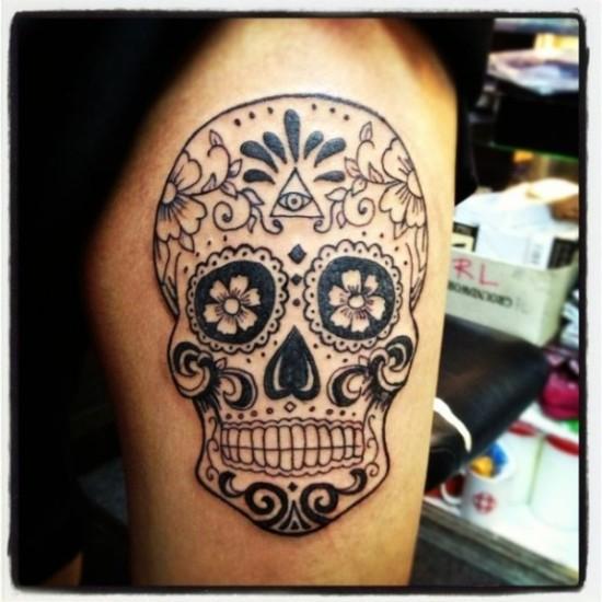 tatoouaje-dia-de-los-muertos-halloween