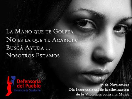 Carteles Reflexiones E Imágenes Del Día Contra La Violencia De