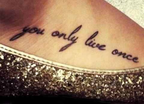 Ideas De Tatuajes Con Frases Cortas Diseños Para Mujeres Y