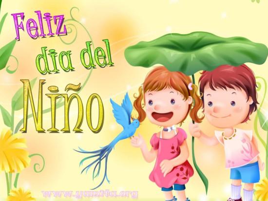 zinoTe deseo feliz dia del Niño