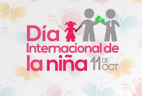 11 De Octubre Día Intenacional De La Niña Imágenes Y Frases