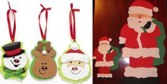 120 Manualidades creativas Navideñas, Arbolitos de Navidad ...