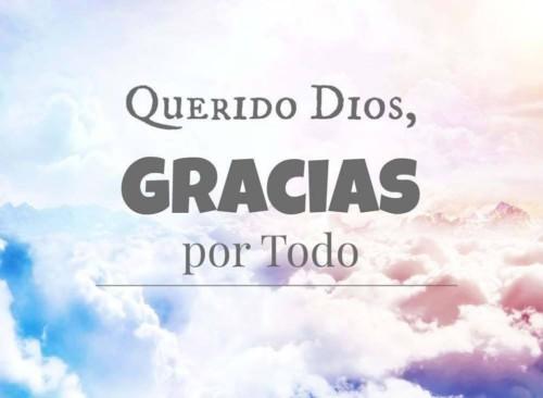 Gracias Imagenes Y Frases De Agradecimiento A Dios A