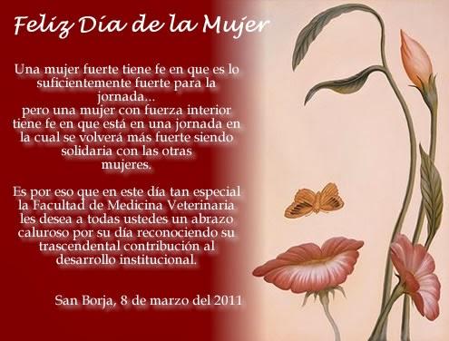 Dia De La Mujer 8 De Marzo Imagenes Tarjetas Saludos