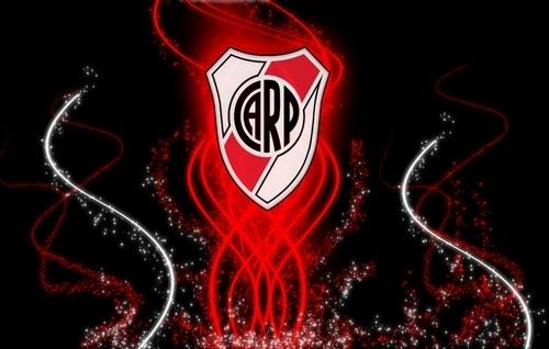 River on Boca Juniors Logo