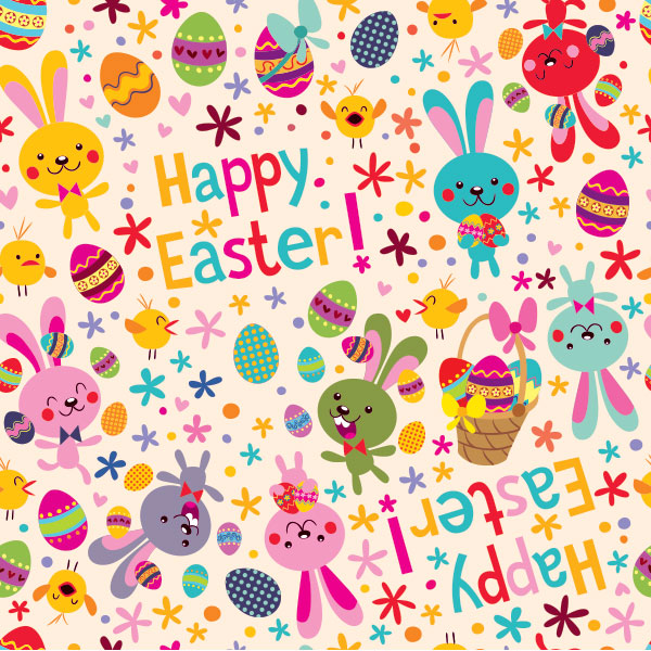 Happy-Easter-2014-Bunny-background