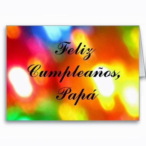 Feliz Cumpleaños Papa 2