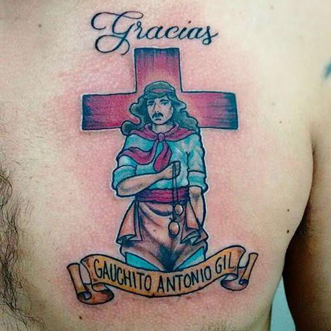 Tatuajes Historia Del Gauchito Gil Para Descargar Gratis Tatoo Del