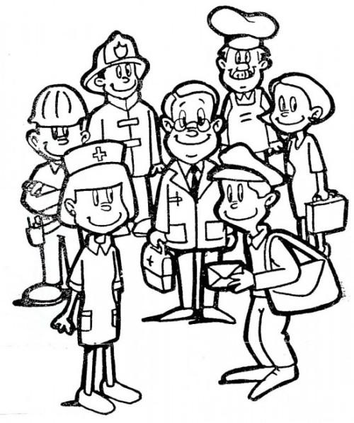 1º de mayo Día del Trabajador: Dibujos, carteles, reflexiones ...