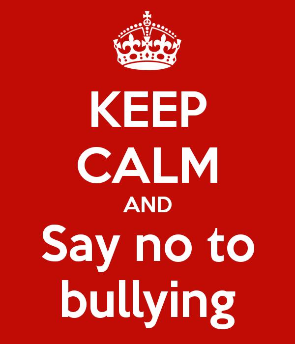 acosokeep-calm-and-say-no-to-bullying