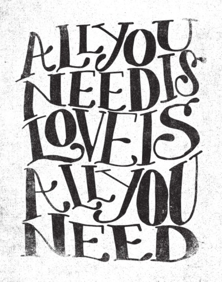 all-you-need-is-love-is-all-you-need-prints