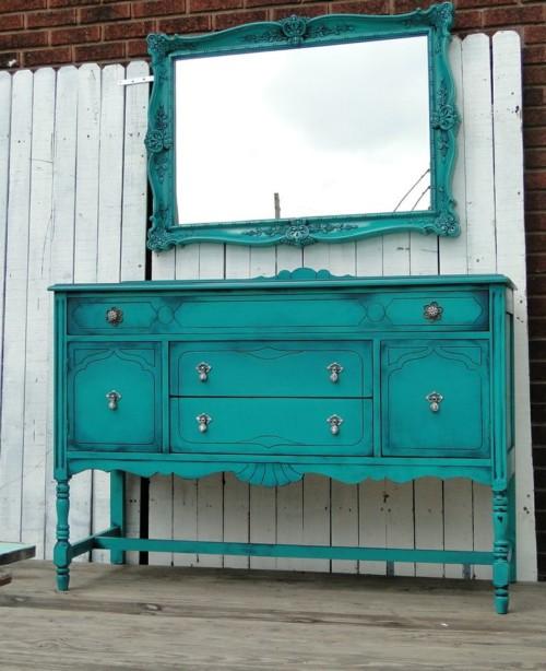Im genes con ideas nuevas y modernas para reciclar muebles for Muebles vintage reciclados