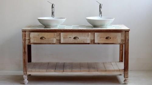 Imágenes con ideas nuevas y modernas para reciclar muebles en casa