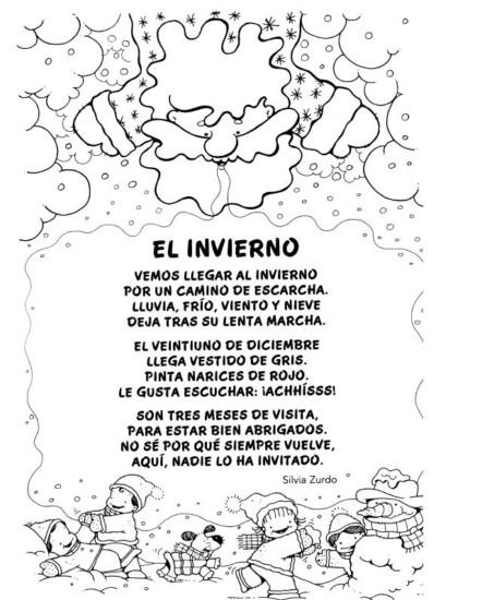Poesia - El invierno