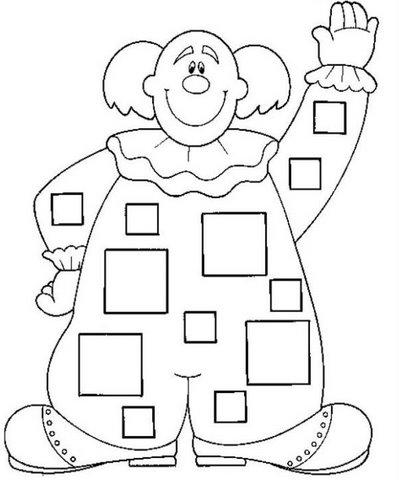 100 Figuras Geometricas Infantiles En Dibujos Para Ninos Formas