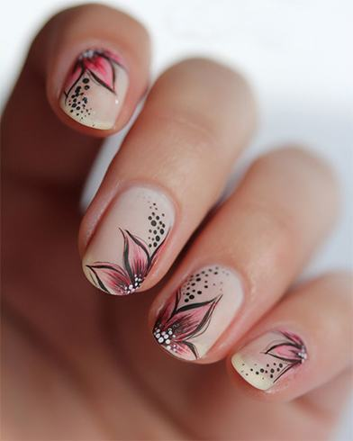 floral-nail-art-ideas