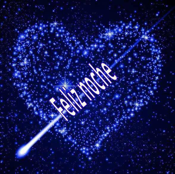 60 im225genes con frases de feliz noche buenas noches amor