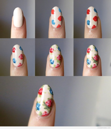 nail-art-tutorial-dibujar-rosas-uñas-facil