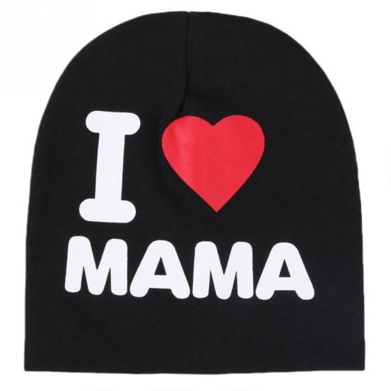 Nueva-moda-te-amo-mamá-del-sombrero-del-bebé-embroman-algodón-niños-gorros-Toddler-Boys-Girls (1)