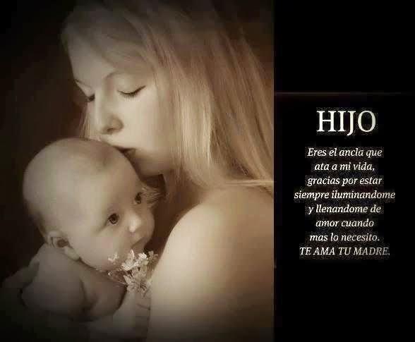 Con Amor A Mi Hija Y Mi Hijo Frases De Madres T I Love My