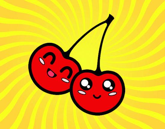 kewaiidos-cerezas-comida-frutas-pintado-por-mimy-kawai-9919551
